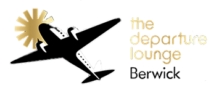 The Departure Lounge Berwick Logo